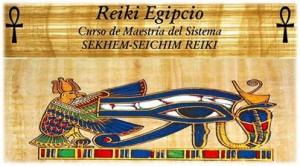 Reiki Usui y Reiki Egipcio