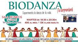 BioDanza Torrejon Ardoz Creativas