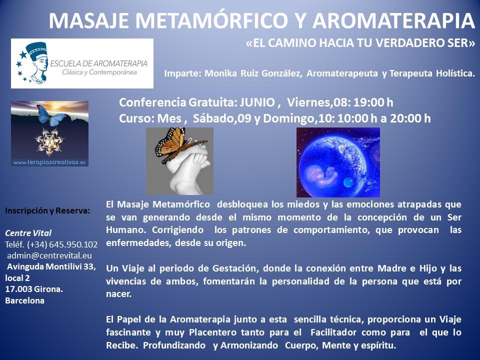 Cartel_AromaTerapia_Masaje Metamórfico
