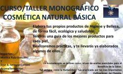 Curso Taller Monografico Cosmetica Natural Básica