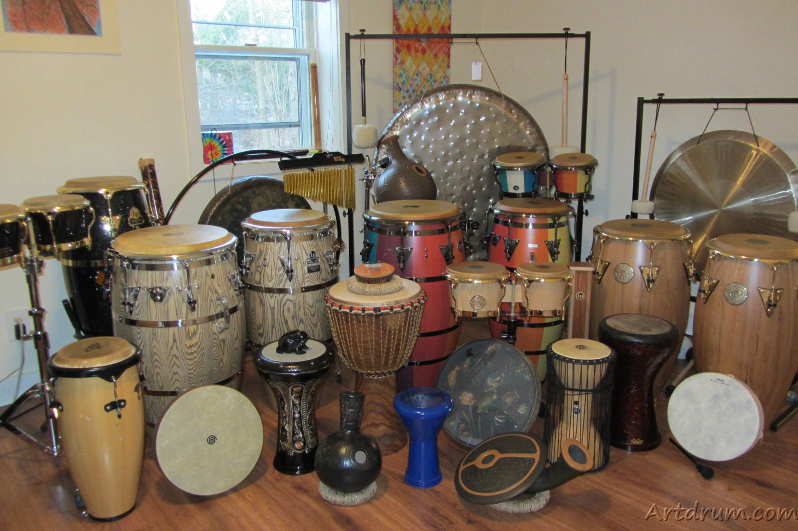 Drum Circle. Círculos de Percusión