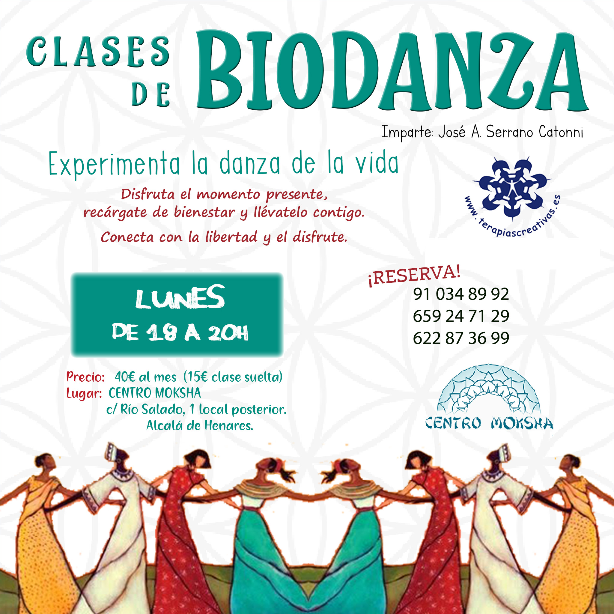 BioDanza Moksha Alcalá Henares