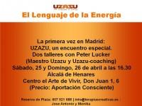 Taller de UZAZU, el Lenguaje de la Energía